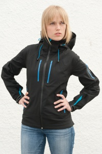 Soft Shell Jacket Stormtech Lady Expedition